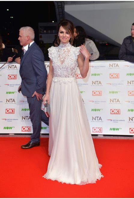 Kara Tointon At The National Television Awards 2016
