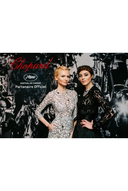 NEVENA and Chopard at the Dorchester