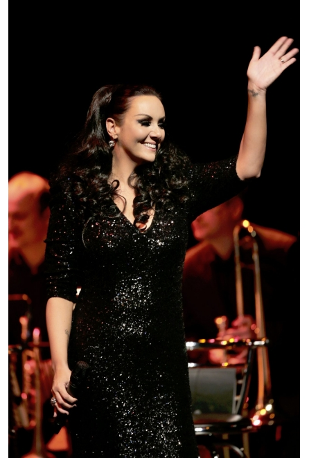 Martine McCutcheon at Don Black's Songbook